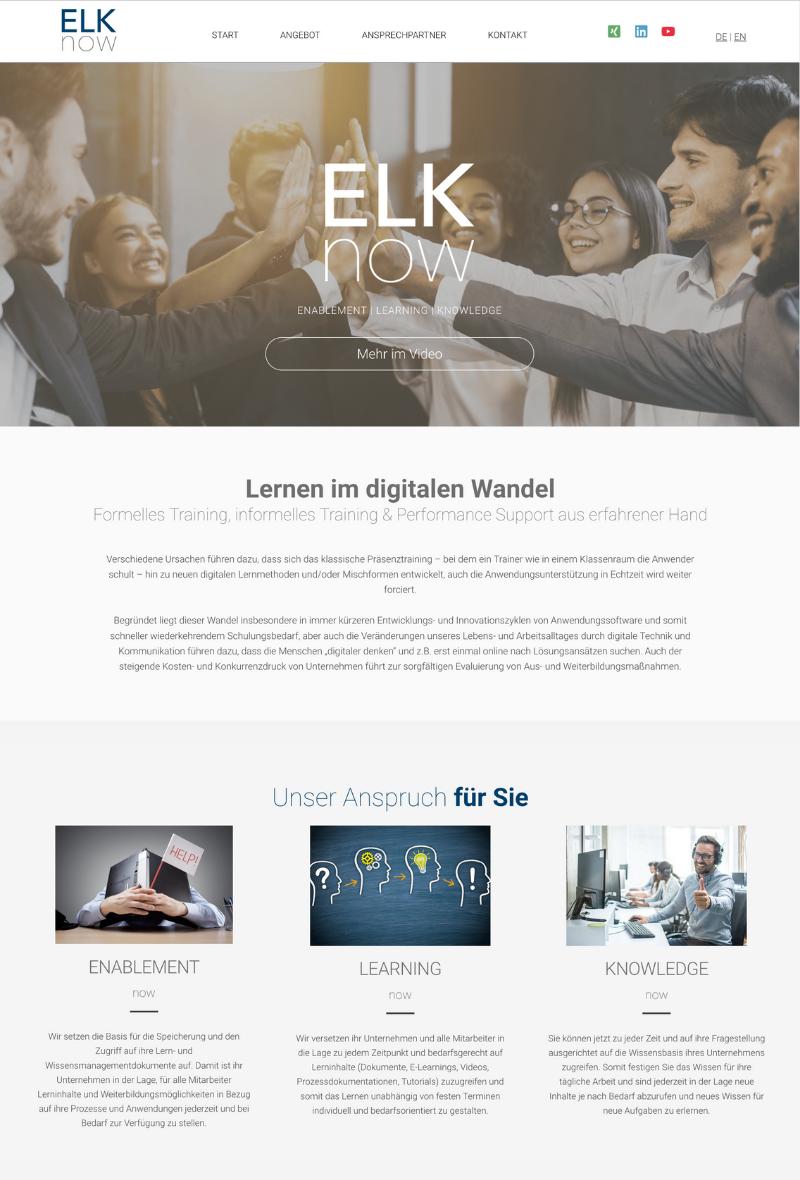 ELKnow 1